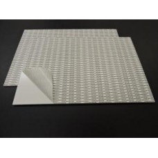 40 x 60 inches 1016mm x 1524mm 5mm White Self Adhesive 1016x1524mm Packed 25s